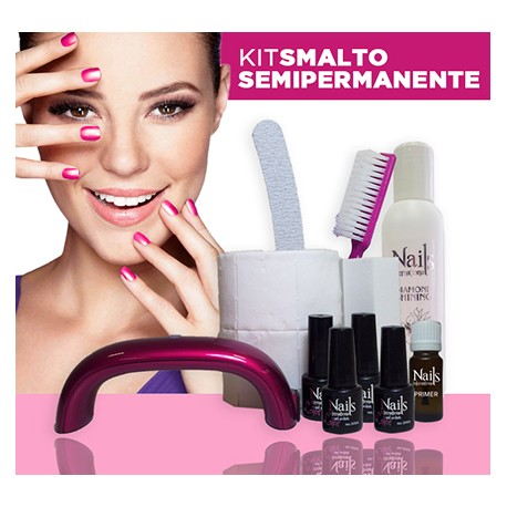 KIT Smalto Semipermanente