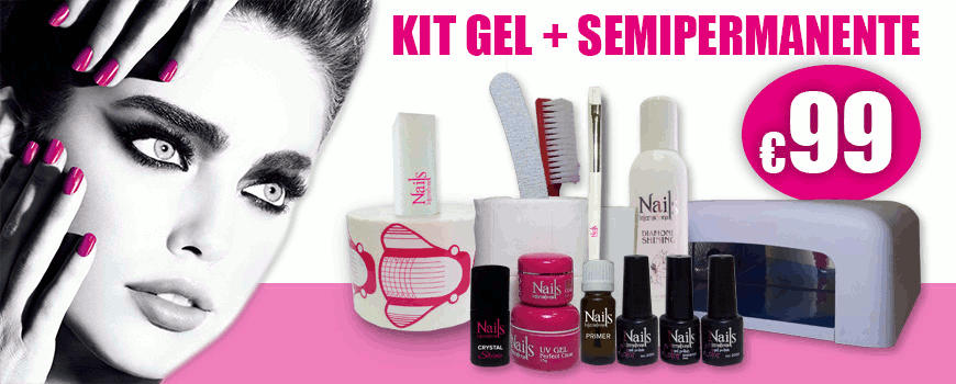 Kit Gel + Semi